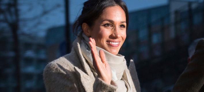 Η μέλλουσα σύζυγος του πρίγκιπα Χάρι, Μέγκαν Μαρκλ. Φωτογραφία: AP