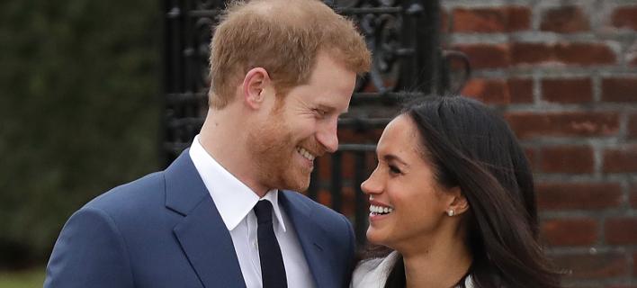 Φωτογραφία: AP/ Η ιστορίας αγάπης της Μέγκαν Μαρκλ και του Πρίγκιπα Χάρι γίνεται τηλεταινία πριν καν παντρευτούν