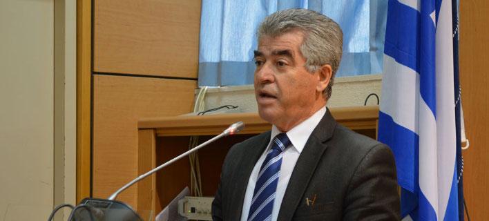 Ο Δήμαρχος Μεγαρέων, Γρηγόρης Σταμούλης