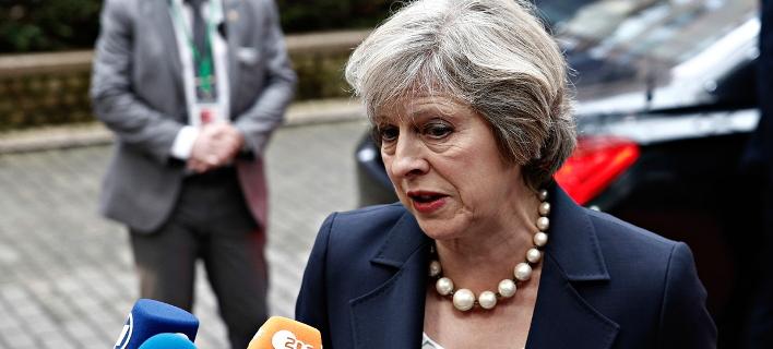 Αποκάλυψη Guardian: Οταν η Τερέζα Μέι υποστήριζε την παραμονή της Βρετανίας στην ΕΕ