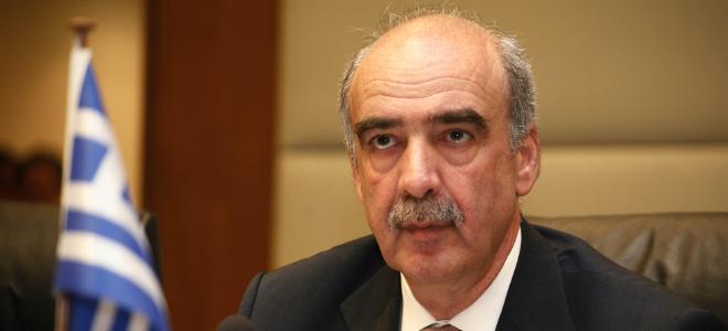 Αύριο επιστρέφει ο Μεϊμαράκης, προεδρεύοντας στη διάσκεψη των προέδρων της Βουλή