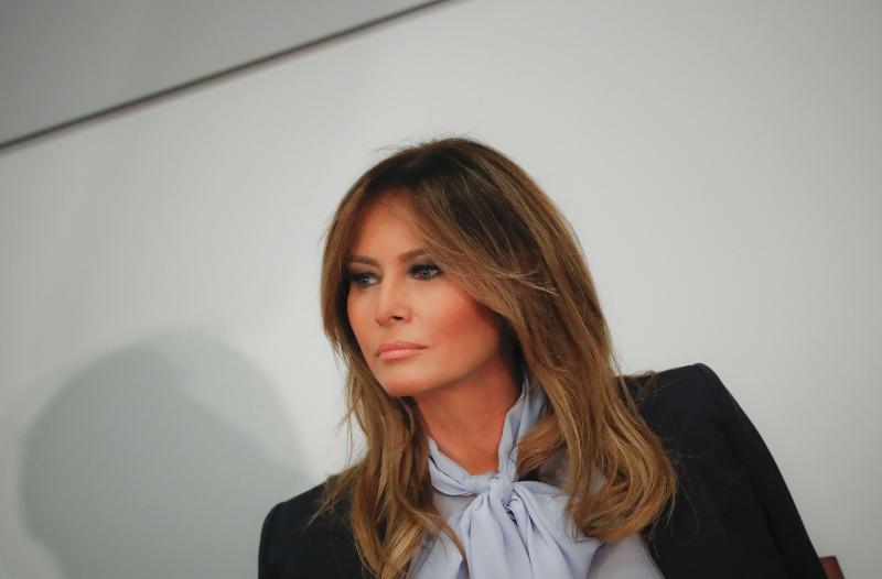 Τα ξένα μέσα πλέον είναι πεπεισμένα η Μελάνια τρολάρει συστηματικά τον πρόεδρο.