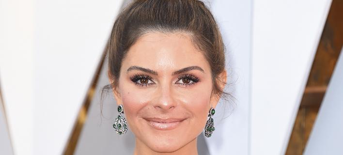 Η παρουσιάστρια Μαρία Μενούνος /Φωτογραφία: AP