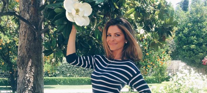 Η παρουσιάστρια Μαρία Μενούνος. Φωτογραφία: Instagram