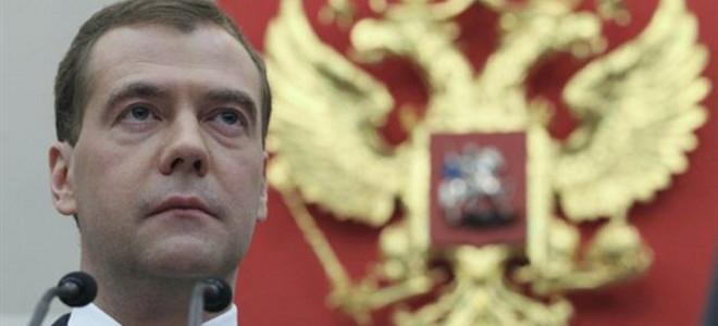 Μεντβέντεφ: Η επιβολή φόρου στις καταθέσεις μοιάζει με κατάσχεση