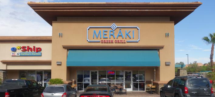 Meraki: Το ελληνικό εστιατόριο στο Λας Βέγκας που βοήθησε θύματα του μακελειού [εικόνες]