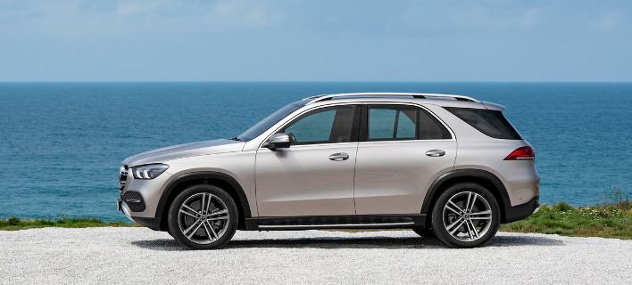 H νέα Mercedes GLE δεν έχει σχέση με την προκάτοχό της [εικόνες]