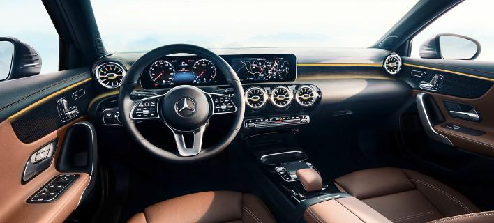 Mercedes: Πρεμιέρα για τη νέα γενιά συστημάτων infotainment tον Ιανουάριο στη CES