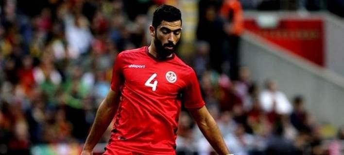 Ο Μεριά άνοιξε το σκορ για την Τυνησία