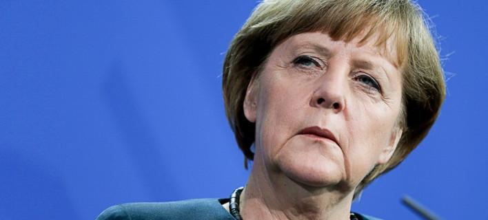 Εκτακτο διάγγελμα Μέρκελ: Οι τρομοκράτες είναι εχθροί όλων των ελεύθερων ανθρώπων