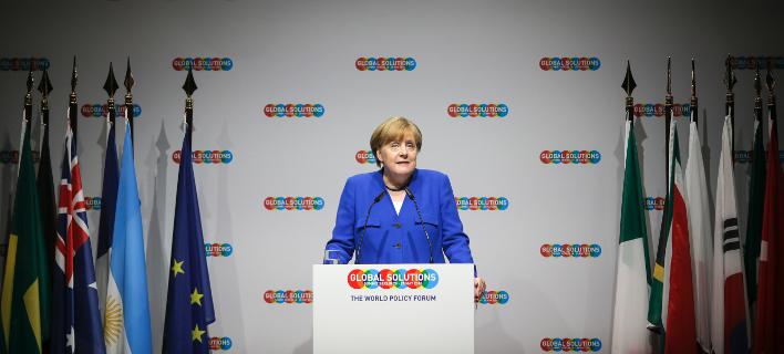 Ανγκελα Μέρκελ/ Φωτογραφία:AP