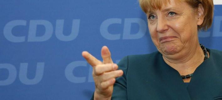 Η Μέρκελ βάλλεται πλέον και εκ των έσω -Δριμύ κατηγορώ από το Spiegel