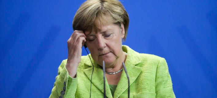 Η Γερμανίδα καγκελάριος Άνγκελα Μέρκελ/ Φωτογραφία: Markus Schreiber/AP