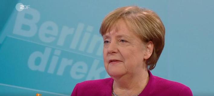 Φωτογραφία: YouTube/ZDF