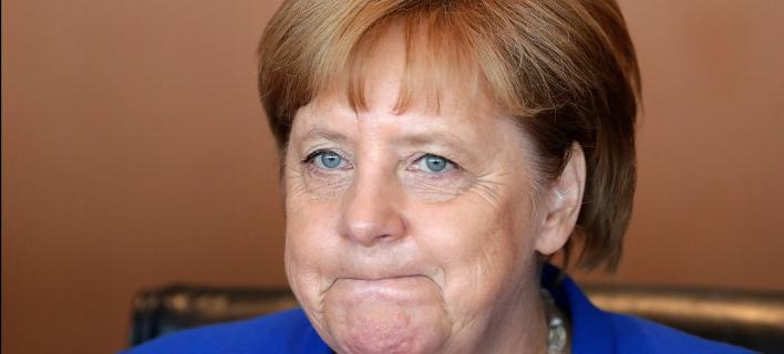 Κακά μαντάτα για τη Μέρκελ: Σε χαμηλό 12ετίας η κεντροδεξιά στη Γερμανία