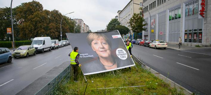 Αδιάφοροι για τις ευρωεκλογές οι Γερμανοί -Τι δείχνουν οι δημοσκοποήσεις