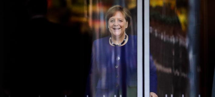 Ανγκελα Μέρκελ (Φωτογραφία: AP Photo/Markus Schreiber)