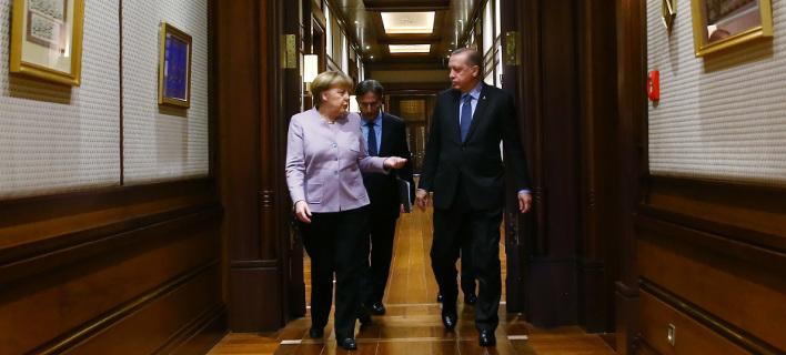 Συνάντηση Μέρκελ-Πούτιν στο περιθώριο της G20