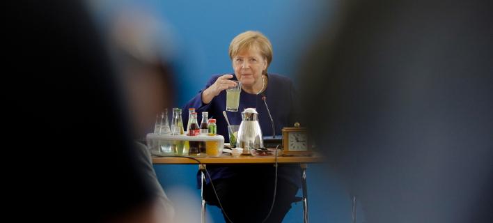 H γερμανίδα καγκελάριος Ανγκελα Μέρκελ/Φωτογραφία: ΑΡ