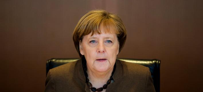 Η Γερμανίδα καγγελάριος Ανγκελα Μέρκελ/Φωτογραφία: AP