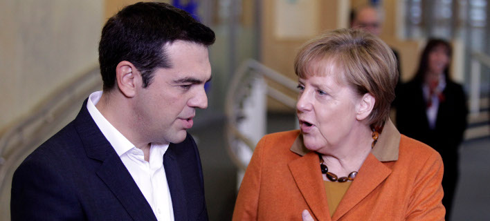 Τι προβλέπει η προφορική συμφωνία Μέρκελ-Τσίπρα -Φωτογραφία αρχείου: AP Photo/Francois Walschaerts