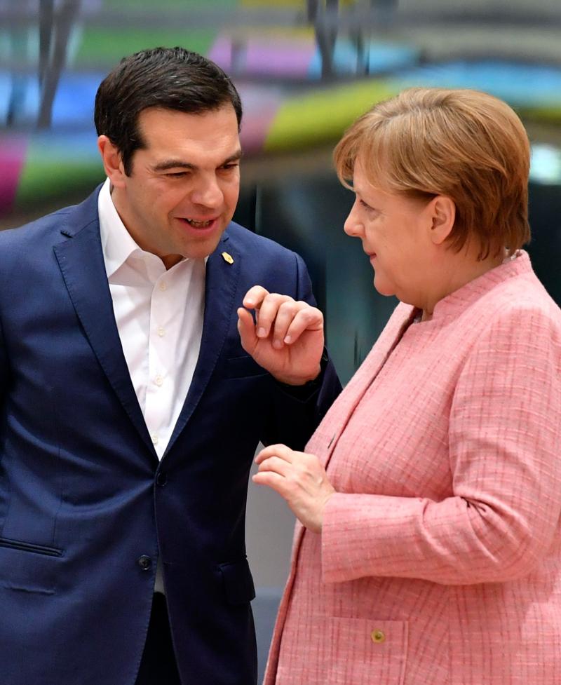Μίνι σύνοδο με Ελλάδα, Αυστρία και Ιταλία θέλει η Μέρκελ