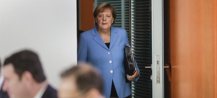Η Ανγκελα Μέρκελ (Φωτογραφία: AP/ Markus Schreiber)