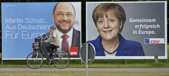 Φωτογραφία: AP/ Martin Meissner