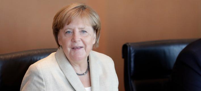 Η Γερμανίδα καγκελάριος Αγκελα Μέρκελ/ Φωτογραφία: ΑΡ