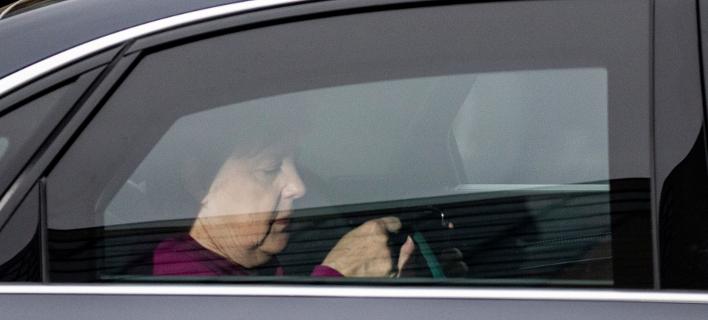 Γερμανία: Ξεκίνησε η μάχη της διαδοχής της Ανγκελα Μέρκελ -Φωτογραφία: AP