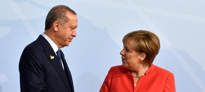 Κοτζιάς: Η Μέρκελ παρενέβη στον Ερντογάν για τους 2 Ελληνες στρατιωτικούς -Ελπίζω σε θετική κατάληξη