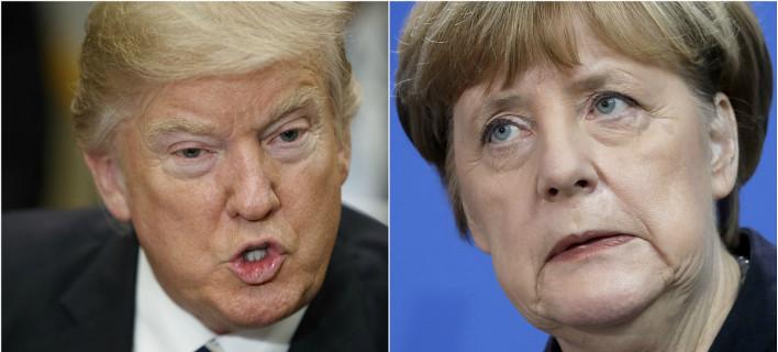 «Πόλεμος» για το ευρώ -Οι ΗΠΑ κατηγορούν το Βερολίνο για χειραγώγηση