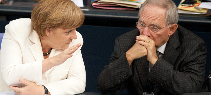 Bloomberg: Να γιατί η Γερμανία μπορεί να μην μπλοφάρει με την Ελλάδα [γράφημα]