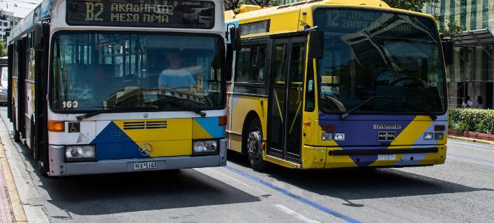 Μέσα Μαζικής Μεταφοράς, Φωτογραφία: Eurokinissi
