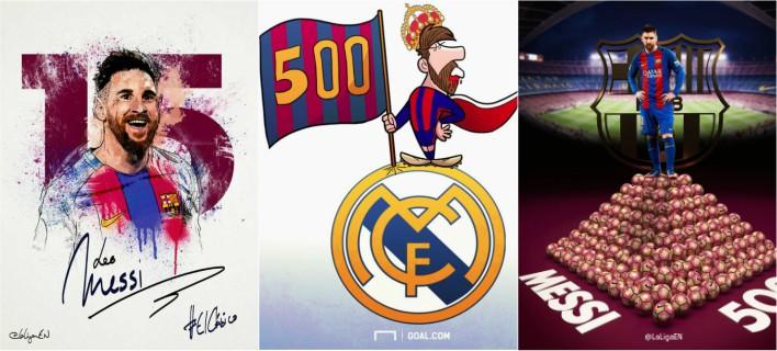 Το twitter αποθέωσε τον Λιονέλ Μέσι και το ποδόσφαιρο τον... ευχαριστεί [εικόνες]