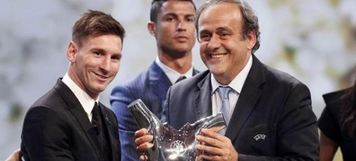 Κορυφαίος ποδοσφαιριστής στο Champions League o Λιονέλ Μέσι – Τον χειροκρότησε και ο Κριστιάνο [εικόνες & βίντεο]