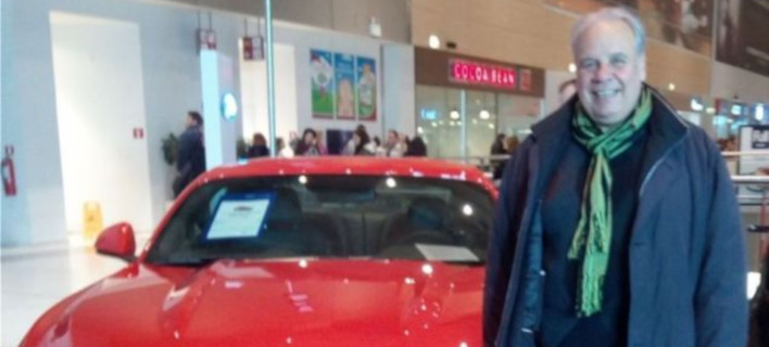 Ο 64χρονος μεσίτης που δολοφονήθηκε στο Χαλάνδρι