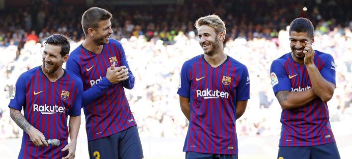 Φωτογραφία: Barcelona FC