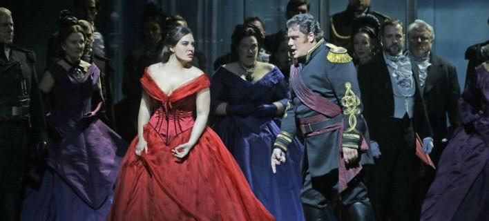 Για πρώτη φορά  λευκός Οθέλλος στην όπερα της Ν.Υόρκης [εικόνα]