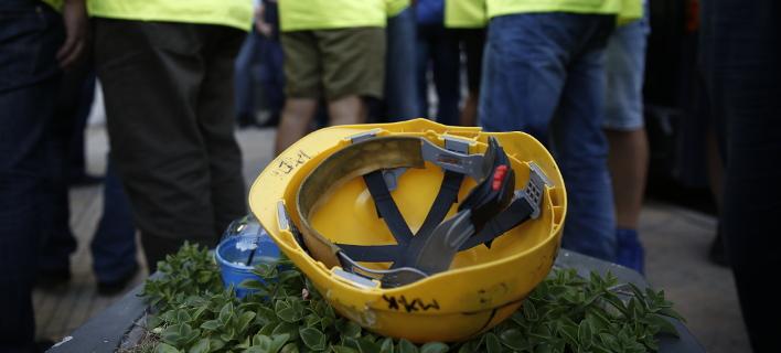 Και πάλι οι μεταλλωρύχοι έξω από το Υπουργείο Περιβάλλοντος - Σήμερα εκπνέει το τελεσίγραφο της Eldorado