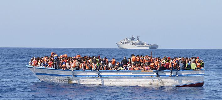 Διακινητές θα περνούν πρόσφυγες από την Ελλάδα στην Ιταλία με ψαροκάικα