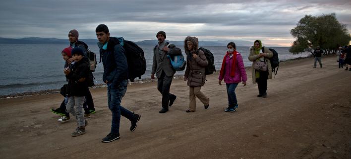 Φωτογραφία: AP Photo/Muhammed Muheisen