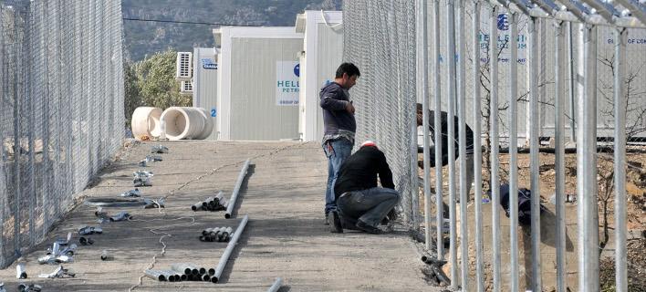 Αφγανοί ξυλοκόπησαν άγρια Ιρακινό σε καταυλισμό στη Χίο -Μεταφέρθηκε στην Αθήνα