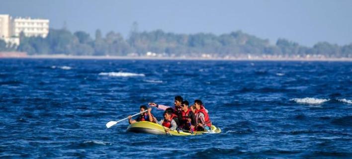 132 μετανάστες έφθασαν πρωί πρωί σε Χίο και Οινούσσες