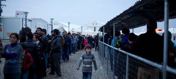 μετανάστες/Φωτογραφία: AP
