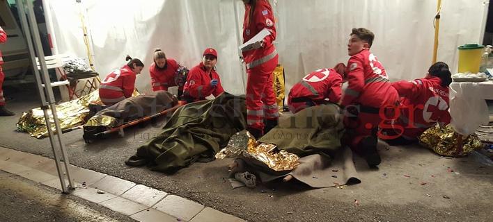 Δεκάδες περιστατικά μέθης στην Πάτρα (Φωτογραφία: patrastimes)