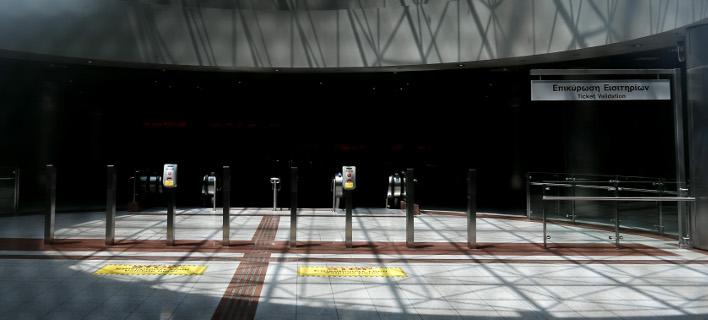 ΧΑΟΣ ΚΑΙ ΜΠΟΤΙΛΙΑΡΙΣΜΑ Γιατί απεργεί το Μετρό -Οι συνδικαλιστές δεν θέλουν να... εξορθολογιστεί