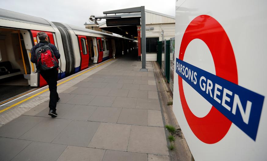 Σταθμός μετρό στο Λονδίνο/Φωτογραφία αρχείου: ΑΡ