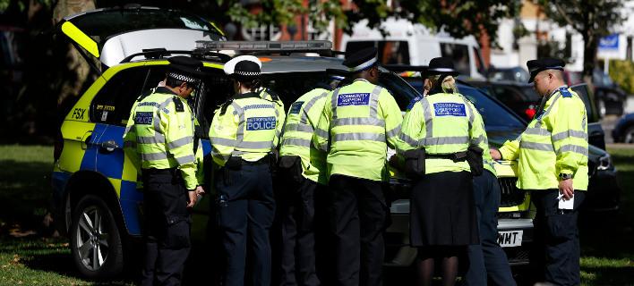Από την επίθεση στο μετρό του Λονδίνου:Φωτογραφία: AP/Kirsty Wigglesworth