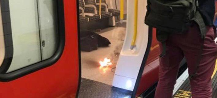 Εκρηξη στο σταθμό μετρό Tower Hill του Λονδίνου [εικόνα & βίντεο]